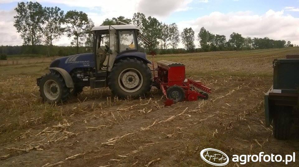 Farmtrac 685+ Poznaniak 420/3D