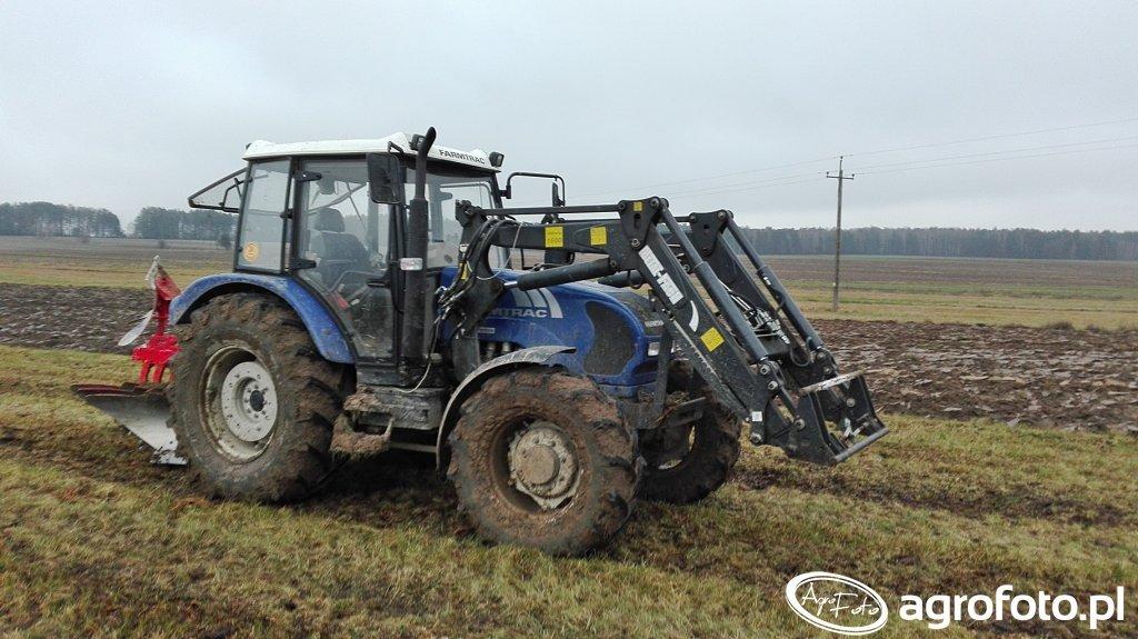 Farmtrac 685DT &Akpil