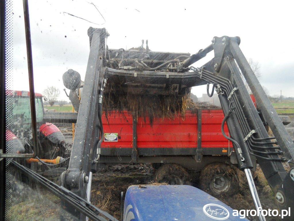 Farmtrac 690dt + Zetor Proxima 90
