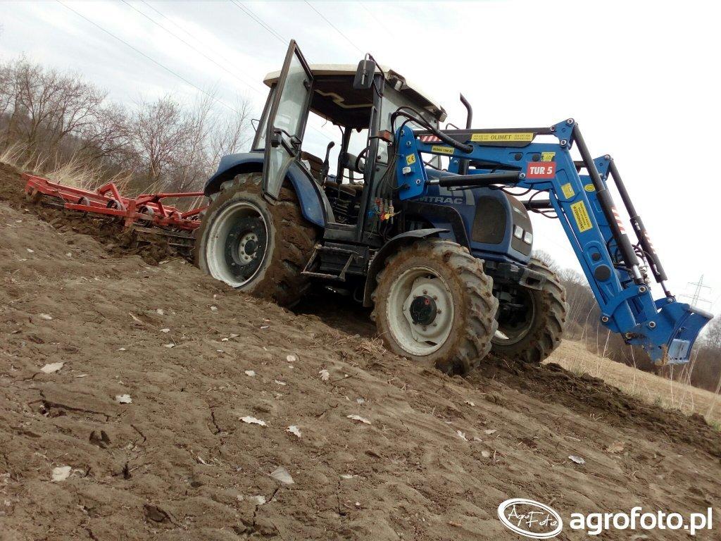Farmtrac 70 4WD