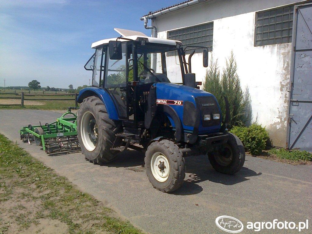 Farmtrac 70 & Bomet