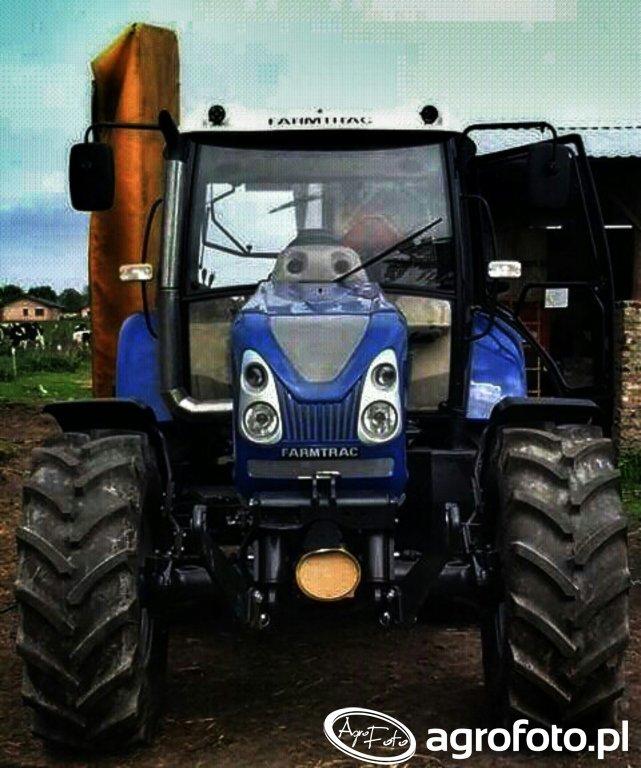 Farmtrac 7100dt + SaMASZ KDT 260