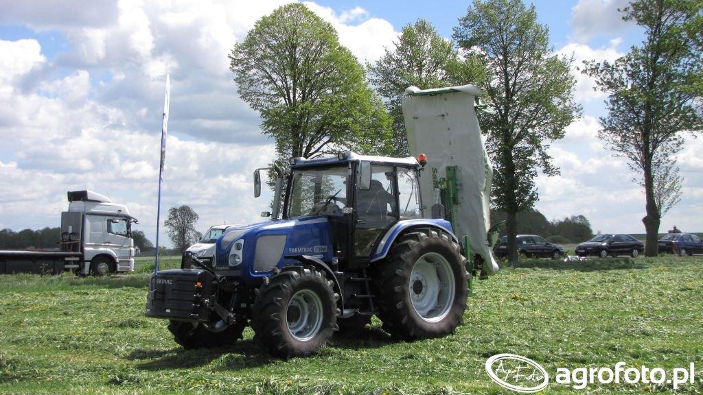 Farmtrac 7110 DT + Samasz KT 301