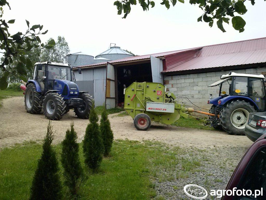 Farmtrac 7110&690Dt