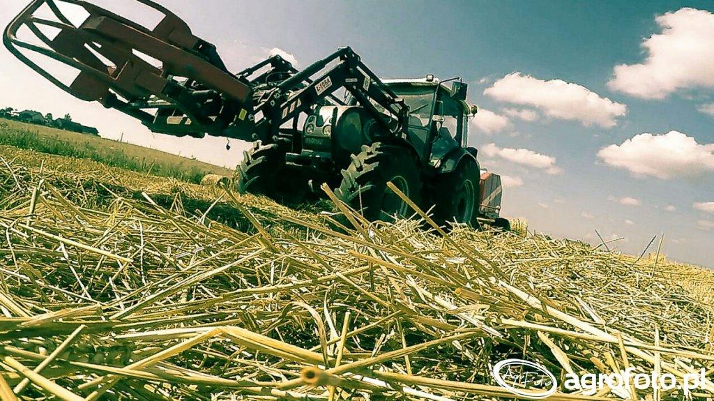 Farmtrac Mazur 7110DT & Metal-Fach Z-562
