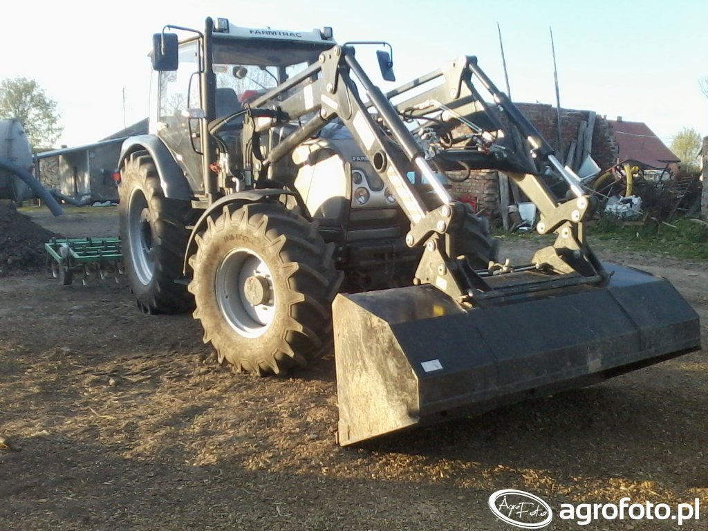 Farmtrac Mazur 7110DT