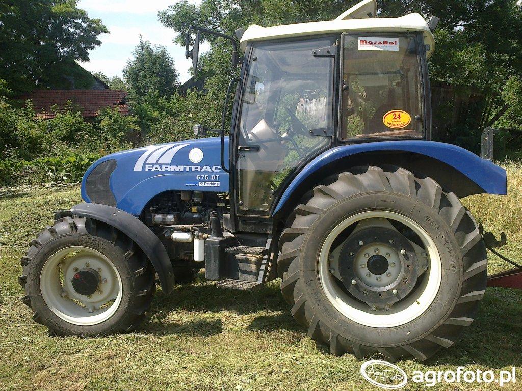 Farmtrac675 DT