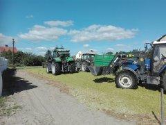 Farmtrac & 2x Deutz-Fahr