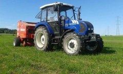 Farmtrac 665 Dt +Mascar 2120
