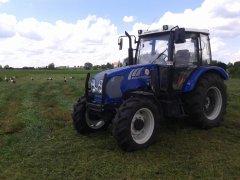 Farmtrac 675 DTN & kosiarka