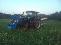 Farmtrac 70 4WD & Gassner