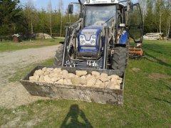 Farmtrack 675 DTN i agregat uprawowo  siewny
