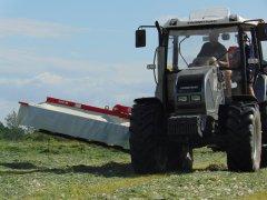 Farmtrack 7100 DT & Lely 280M