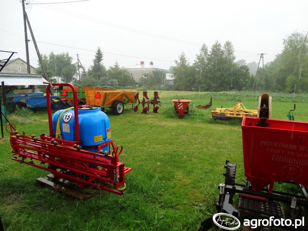 Opryskiwacz Biardzki &Maszyny rolnicze