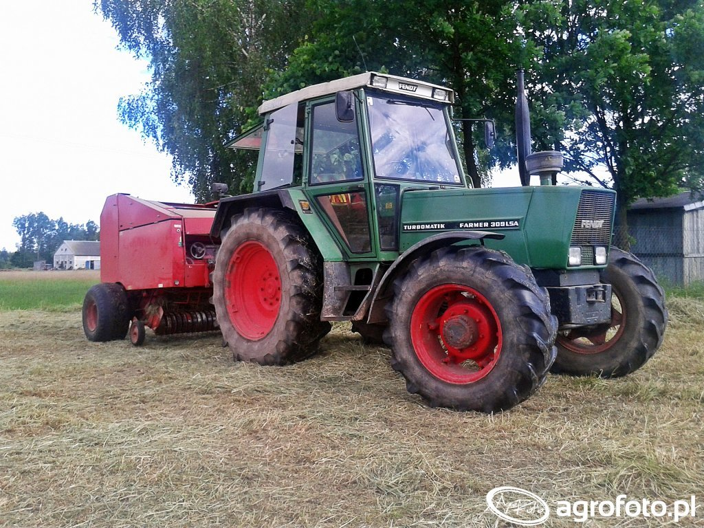 Fendt 309 & Carraro 1200