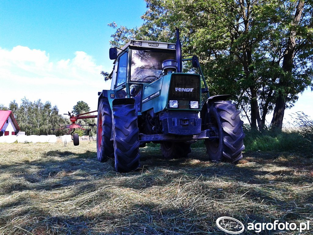 Fendt 309 & Galfre
