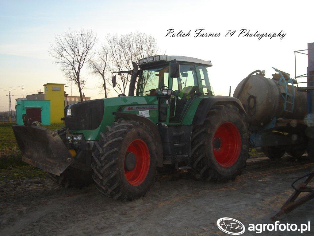 Fendt 926 vario TMS