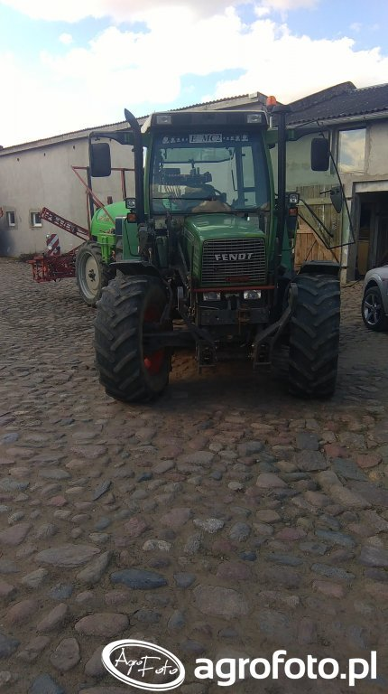 Fendt Farmer 307c & Krukowiak Apollo