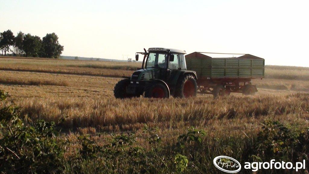 Fendt Farmer 308 C + Autosan D 47A