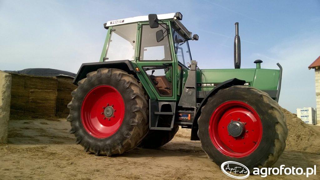Fendt Farmer 309 LS Turbomatik