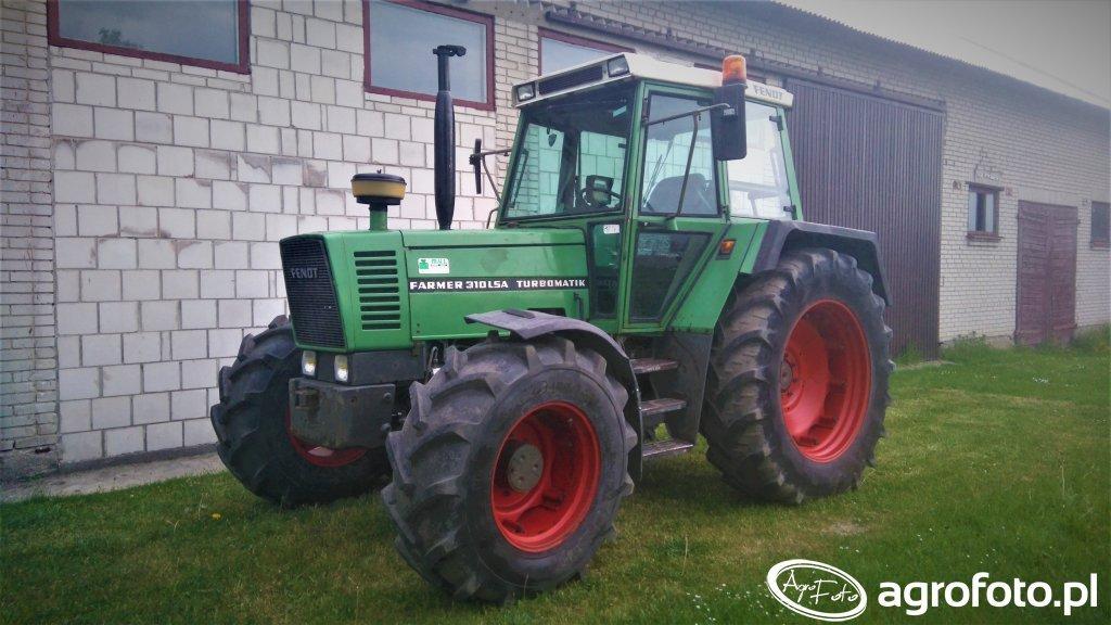 Fendt Farmer 310LSA