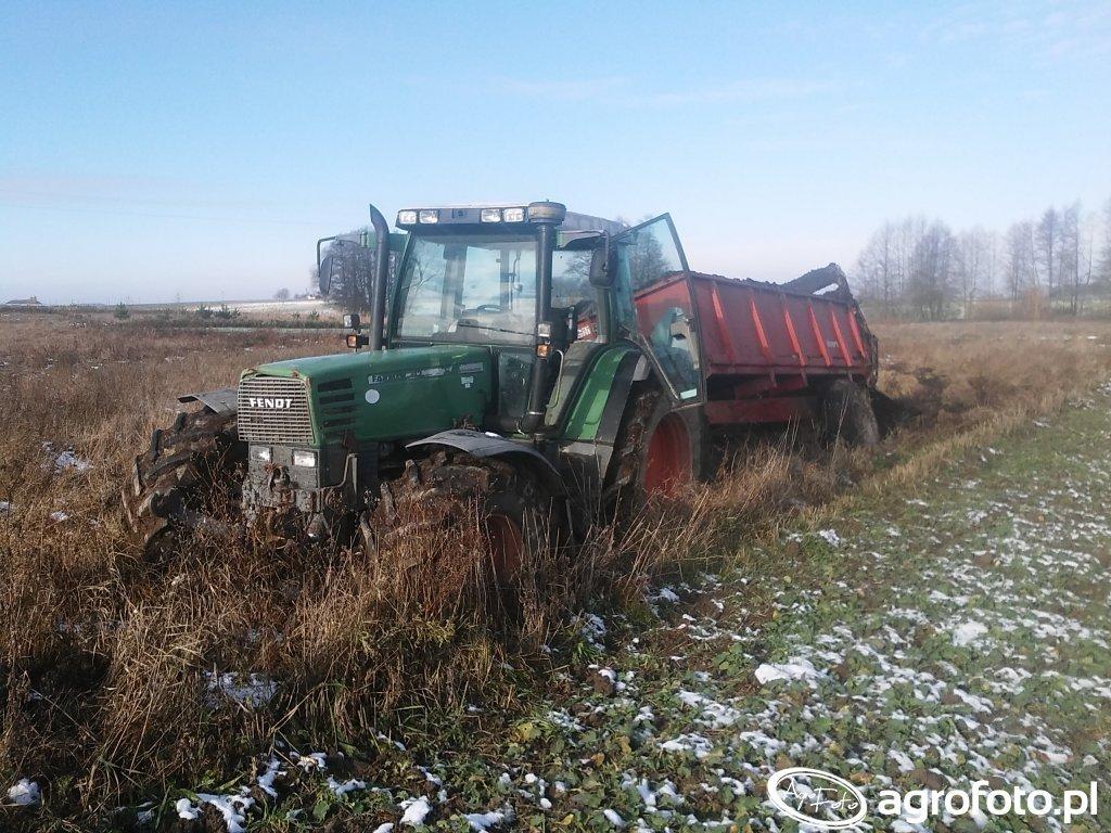 Fendt Farmer 312 & Gilibert