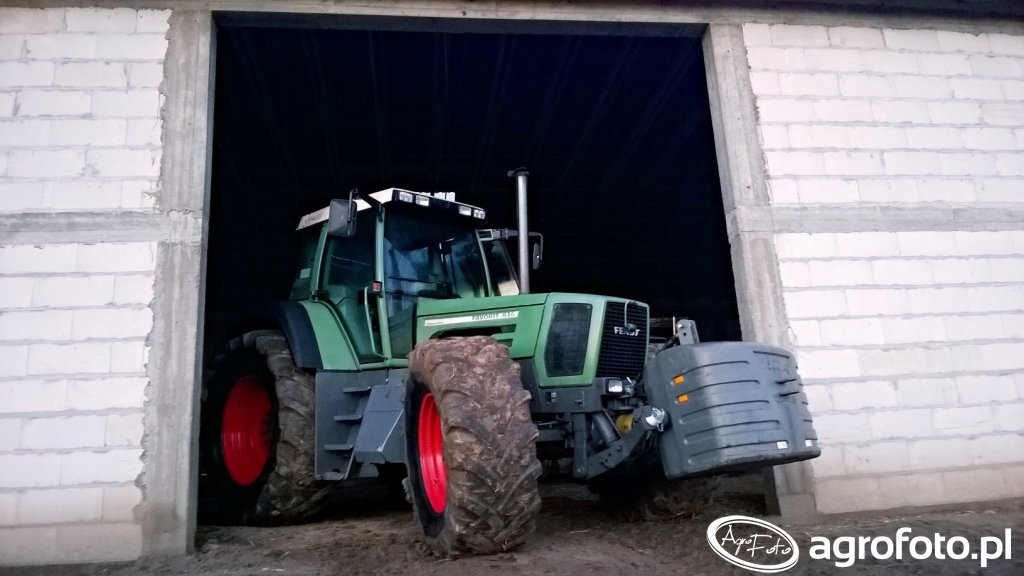 Fendt Favorit 816 Turboshift