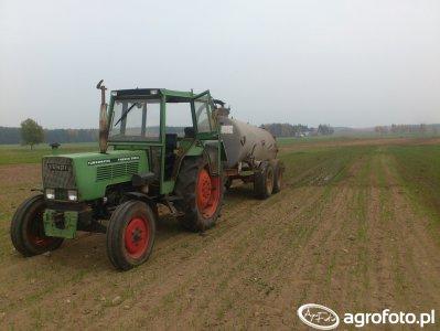 Fendt 306 LS Turbomatik & Kaweco