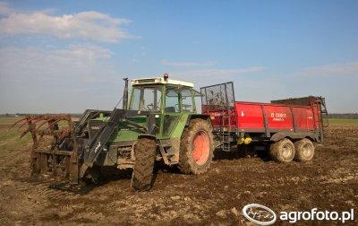 Fendt 310 LSA + MetalFach N267/1