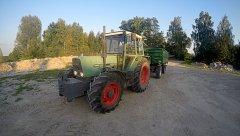 Fendt 309 LSA Turbomatik + ZASŁAW