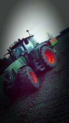 Fendt 411 &brzeg mxl 1600