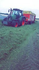 Fendt 412 & Pottinger Faro