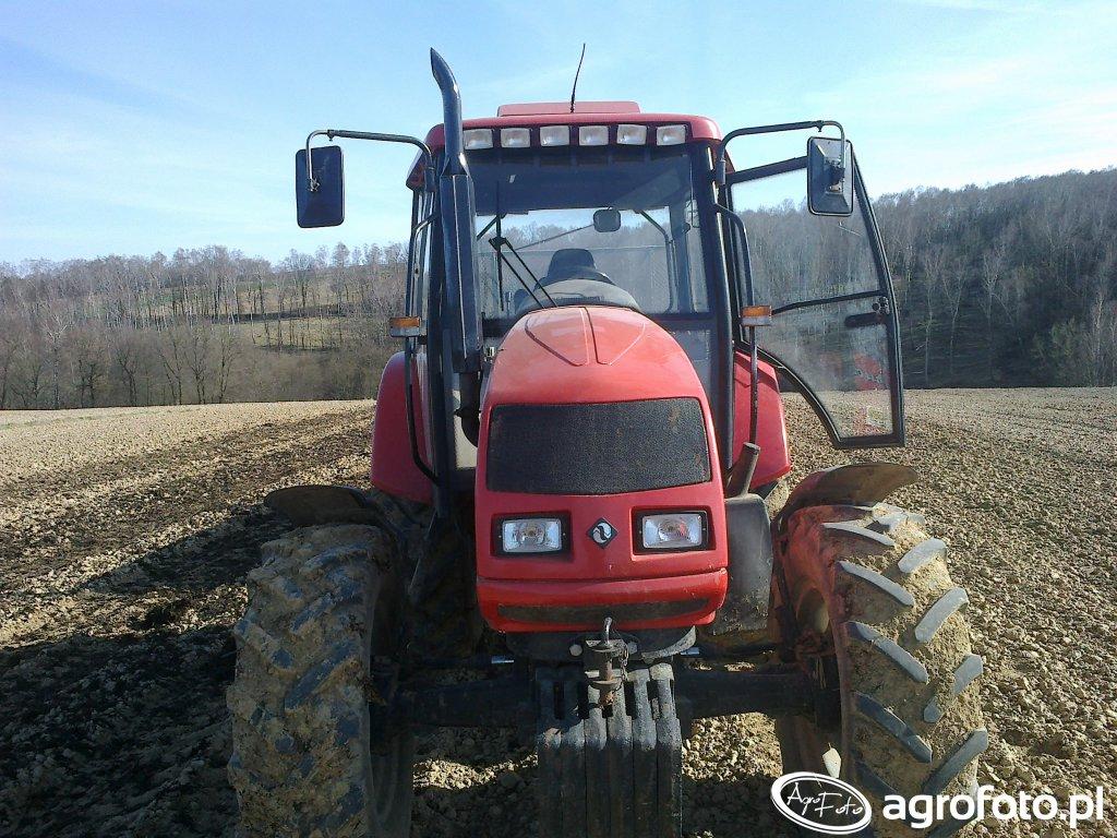 Farmer F-8244 C2 + Rozrzutnik
