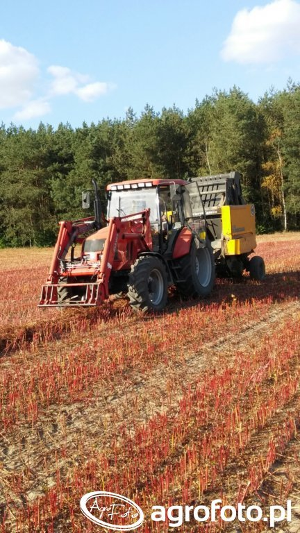 Farmer F 8244c2 + Riviere Casalis RC121