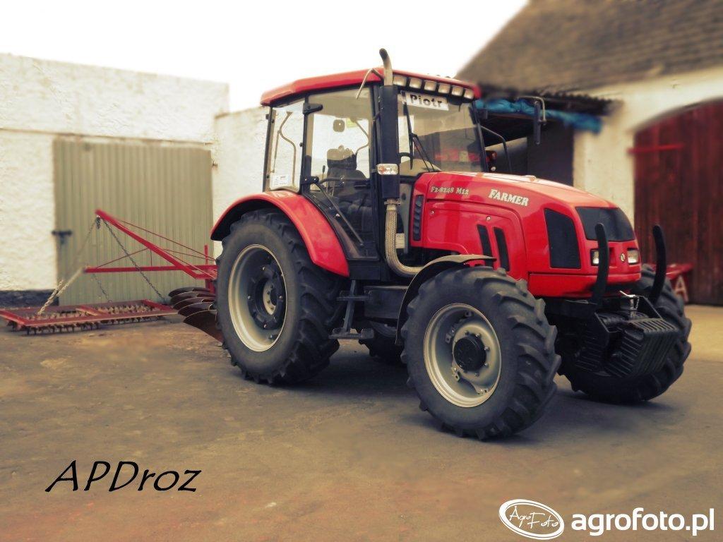 Farmer F2 8248 & Unia 5