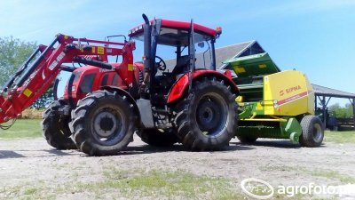 Farmer 9258 Te i Sipma PS1221 Farma Plus