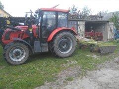Farmer 8244 + Class ws380s