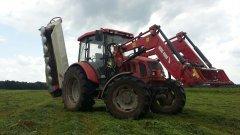 farmer 9258 TE +lely splendimo 240