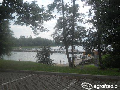 Jezioro Ińsko.