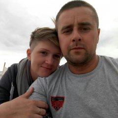 Z żoną