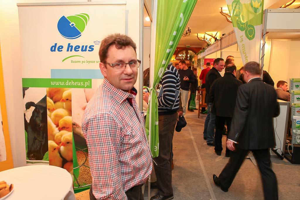DeHeus- Podlaskie Forum Bydla 2013