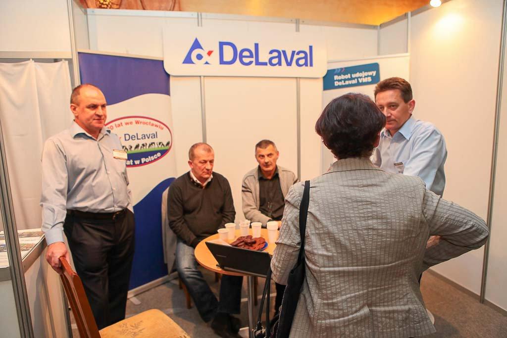 DeLaval- Podlaskie Forum Bydla 2013