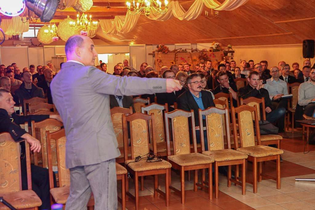 Dr hab. Krzysztof Słoniewski- Podlaskie Forum Bydla 2013