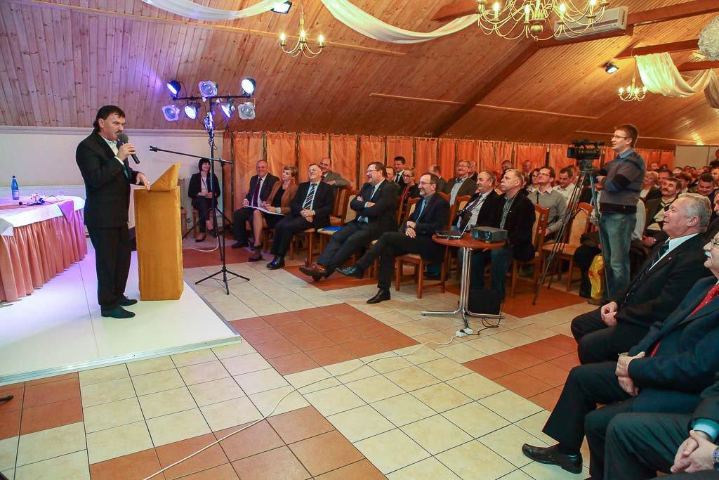 Krzysztof Banach- Podlaskie Forum Bydla 2013