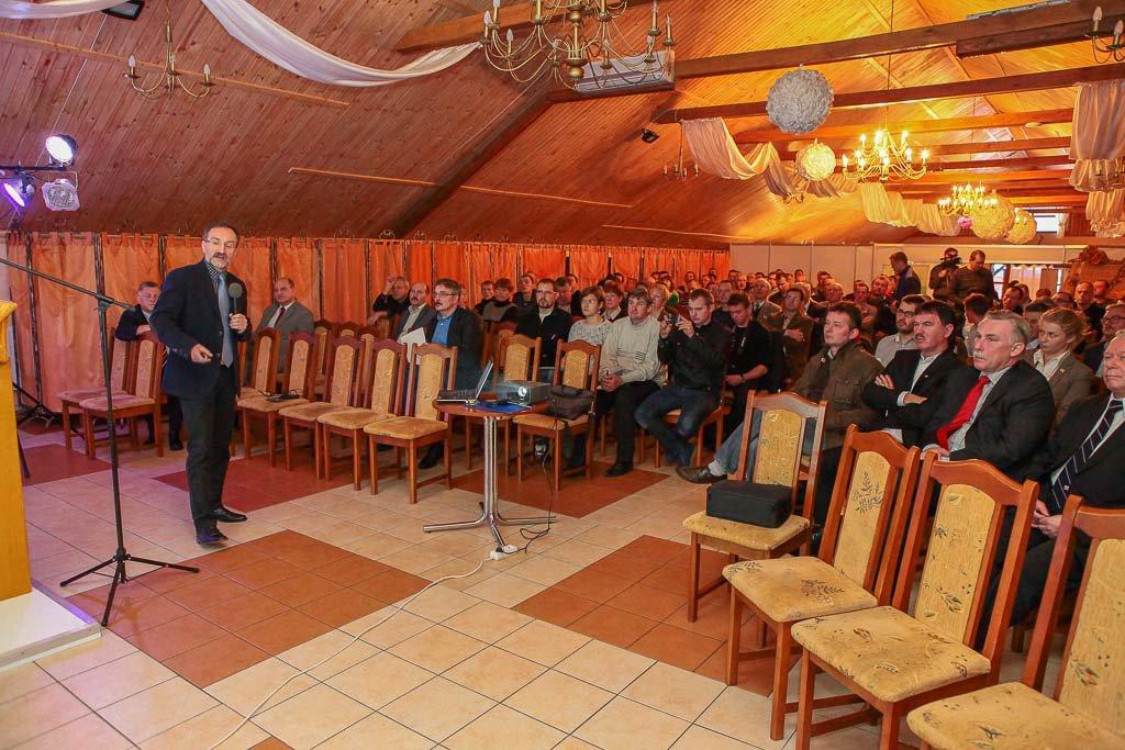 prof. dr hab. inż. Zygmunt M. Kowalski Uniwersytet Rolniczy Kraków- Podlaskie Forum Bydla 2013 20131123 5145