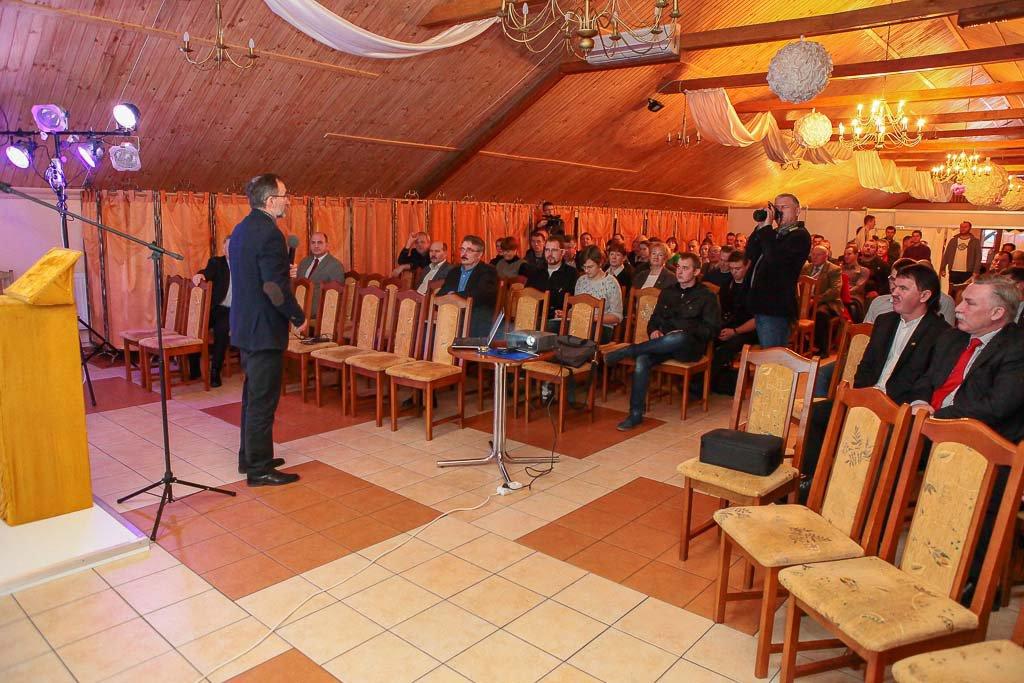 prof. dr hab. inż. Zygmunt M. Kowalski- Uniwersytet Rolniczy Kraków- Podlaskie Forum Bydla 2013