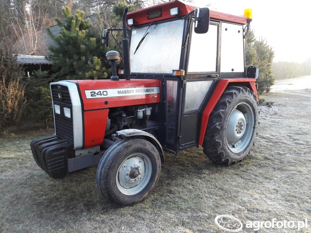Massey Merguson 240