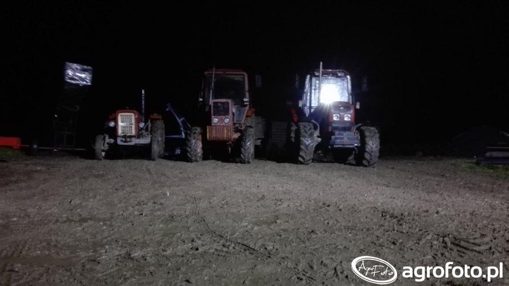 Belarus 1025.3 & MTZ 82 & Ursus c 360