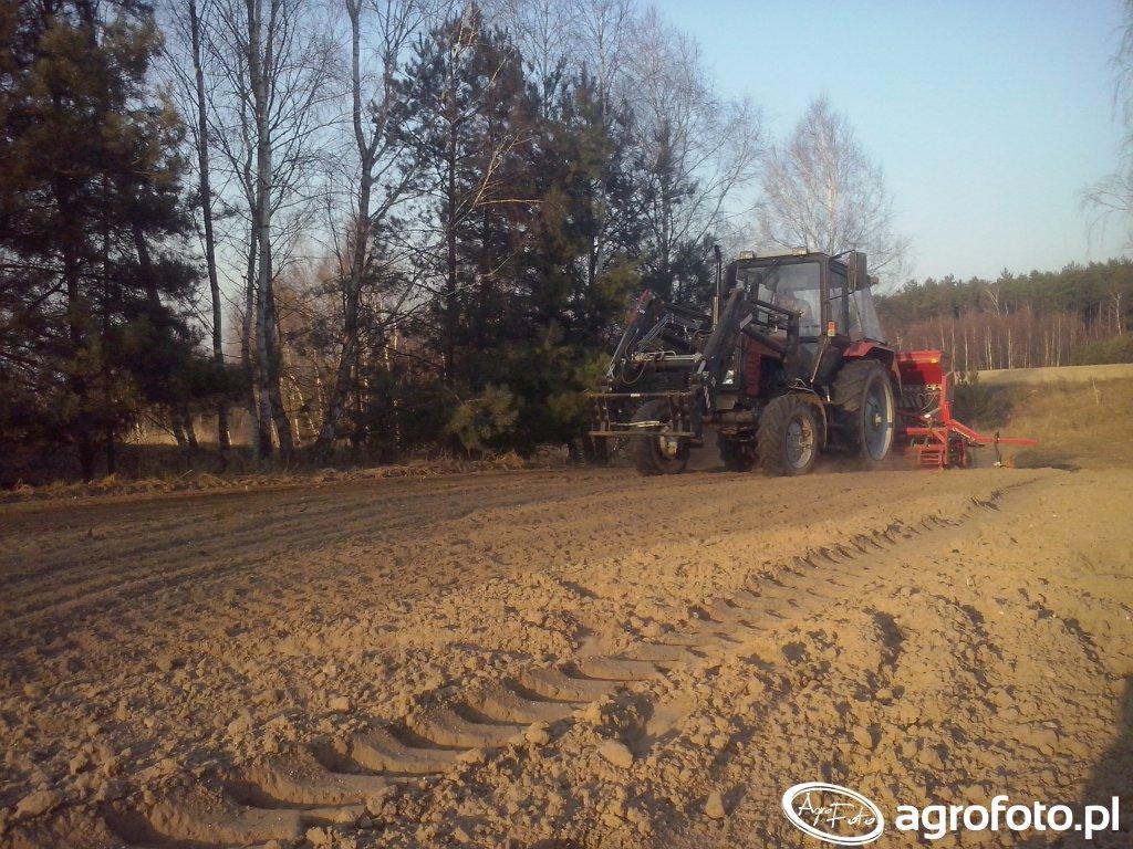 Belarus 820 & Unia plus s400 3xl