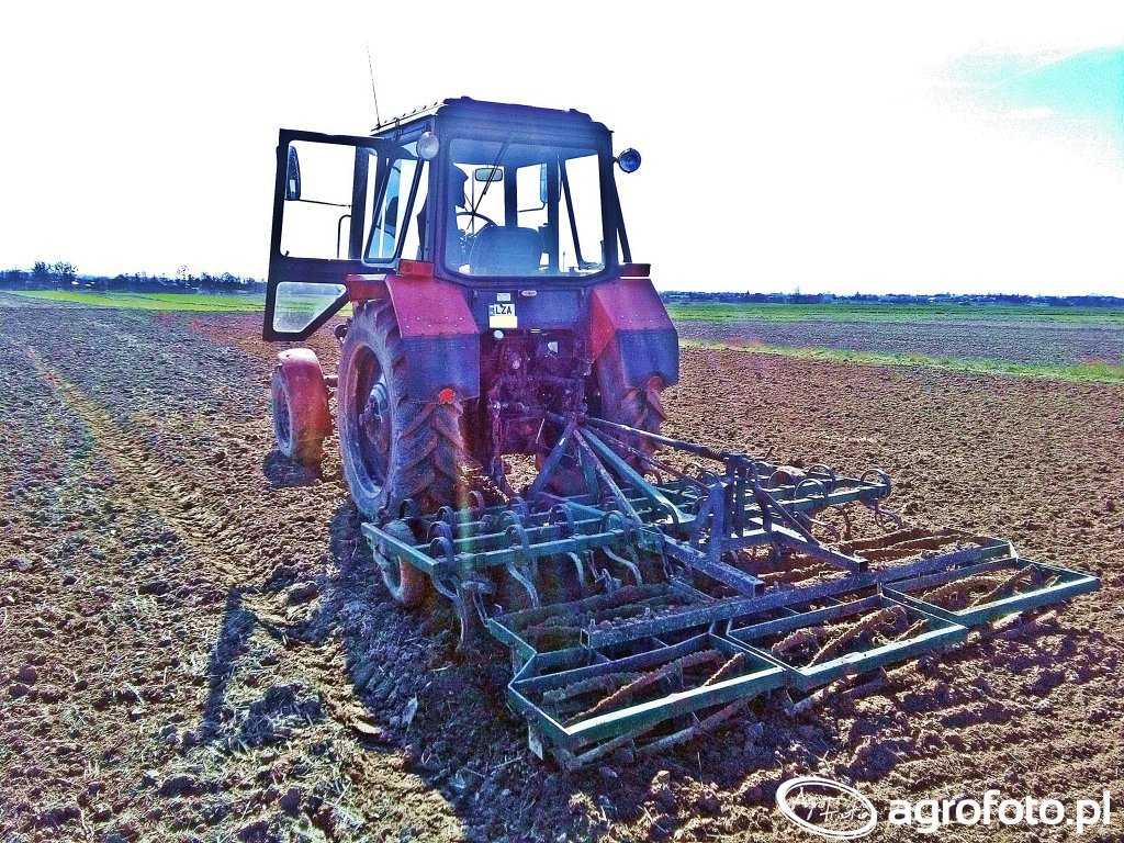 Belarus 82.1 & Agro-Masz 2.80
